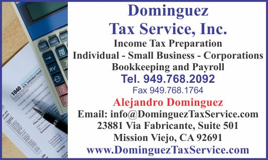 Dominguez Tax Service