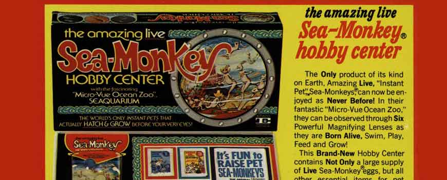 Los Sea Monkeys