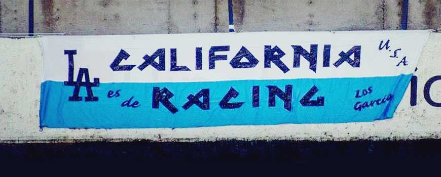 Racing Club estrena filial en California